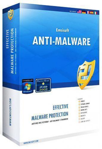 Emsisoft Anti-Malware 6 license key  | ClickBD large image 0