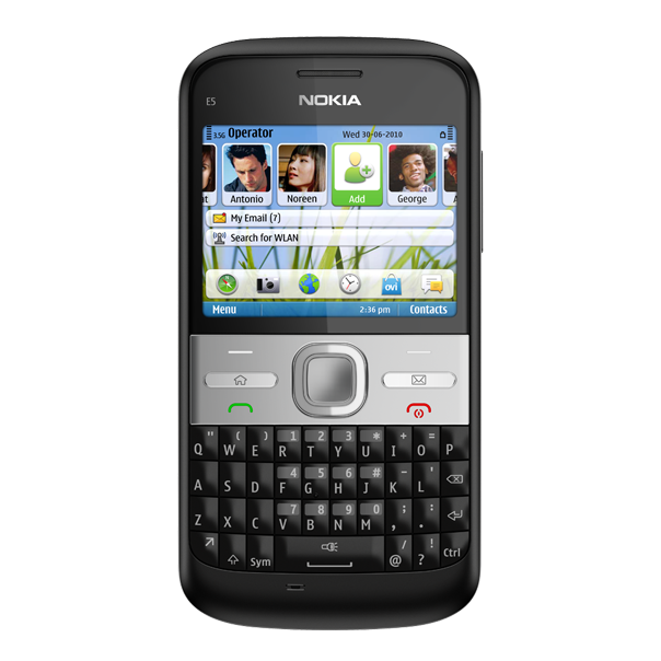 Nokia E5 Absolutely Free by AMEX or SCB Credit Card  | ClickBD large image 0