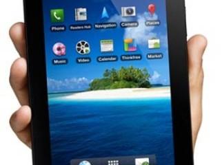 Galaxy Tab7 1 year free internet instabuy facility