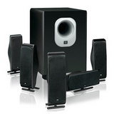 JBL-5.1 cinema sound home theatre powered sub-woofer  | ClickBD large image 0