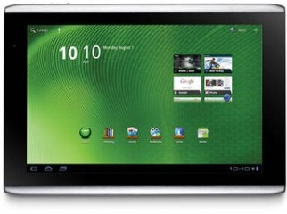 Acer Iconia Tab a500 Wifi only