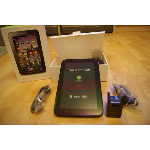 Samsung Galaxy TAB 10.1 GT-P7500 Wi-Fi 3G 16GB 3MP Honeyc | ClickBD large image 0