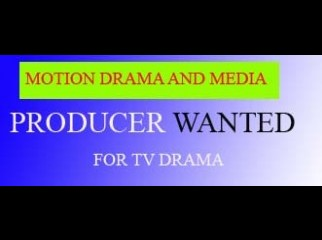 LOOKING PRODUCER FOR TV SERIAL