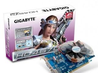 GIGABYTE Redion HD 4670 1GB DDR3 Graphics Card