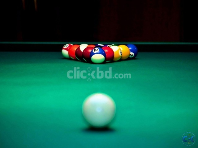 Pool Table and Accessories | ClickBD large image 1
