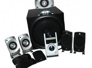 New Logitech Z-5500 Digital 5.1 Speaker System