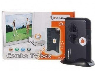 GADMEI COMBO TV BOX