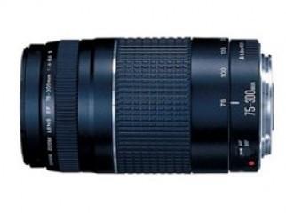 Canon EF 75-300mm f 4-5.6 III Telephoto Zoom Lens