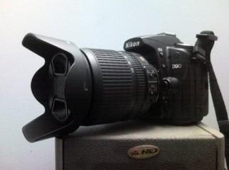 Nikon D90 18-105 lens sigma 70-300 DG macro..Negotiable