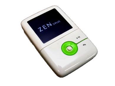 mp3 creative zen: