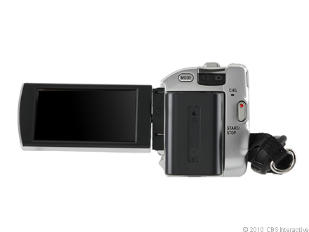Sony Handycam DCR-SR68 silver  | ClickBD large image 1
