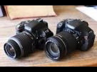 BRAND NEW Nikon D5100 16MP DSLR Camera