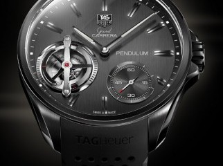 Tag Heuer-Pendulum Monaco Carrera..Etc