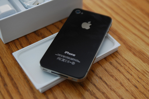 FOR SALE APPLE IPHONE 4S 32GB UNLOCKED | ClickBD