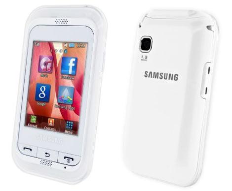 Samsung champ mobile