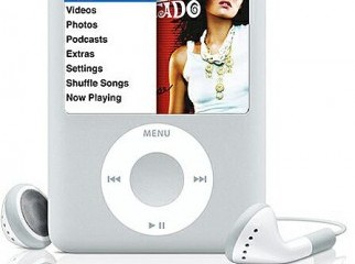 Apple - iPod nano 4GB from JAPAN