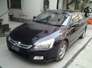 2007 BRAND NEW HONDA ACCORD 2008 REGI 2400 CC V6 DOHC