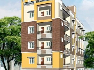 FLAT FOR SALE AT MIRPUR TOLERBAG