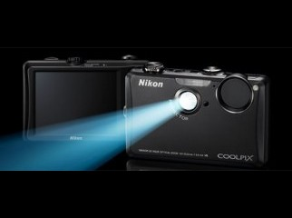 NIKON PROJECTOR CAMERA WITH TOUCHSCREEN