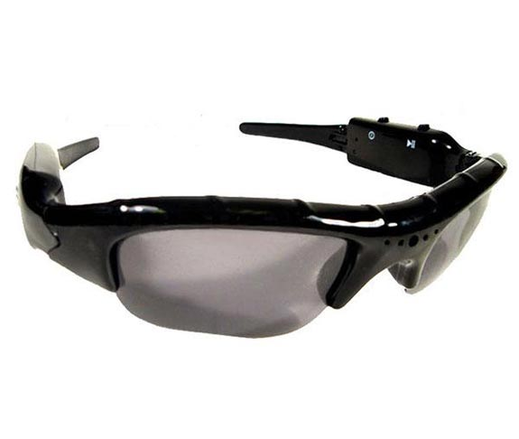 SPY VIDEO CAMERA IN SUNGLASS | ClickBD large image 0