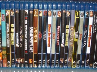 DVD 30 tk.