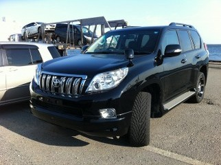 PRADO TX L PACKAGE 2010 BY NUSRAT TRADING....