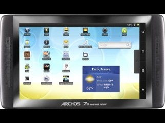 Archos 70 Internet Tablet PC New With Warranty..