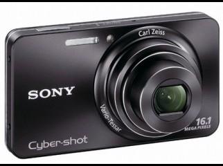 Sony W570 Digital Camera .16.1 Megapixels.5x optical Zoom.hd