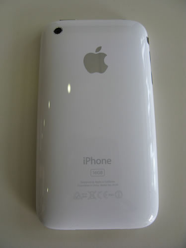 iphone 3gs white apple iphone 3gs 16gb white with charge phone clickbd 1500
