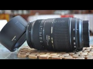 Tamron AF di LD Macro Lens 70-300mm For canon. Full boxed.6