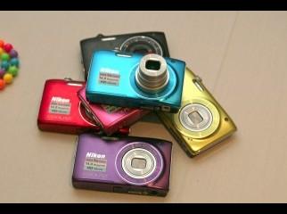 Nikon COOLPIX S3100 14 MP Digital Camera with 5x ZOOM