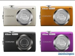 Nikon Coolpix S2500 Digital Camera -12MP 4x Zoom