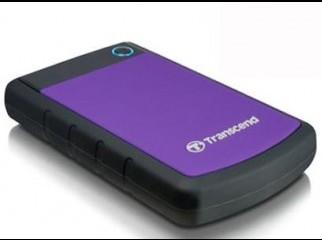 1TB USB 3.0 Transcend 2.5 Portable