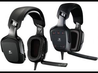 Surround Sound Headset - Logitech G35 7.1