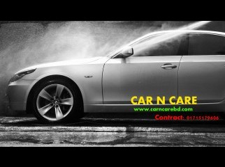 CAR WASH with special care CAR N CARE