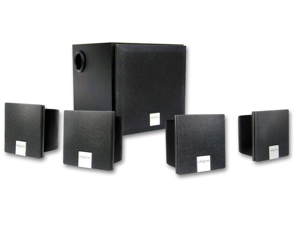 I want to buy a Creative 4 1 4400 speaker. | ClickBD large image 0