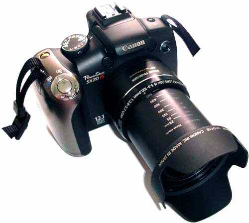 Canon Powershot SX20IS | ClickBD large image 0
