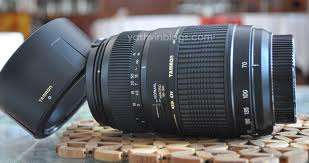 Tamron AF di LD Macro Lens 70-300mm For canon. Full boxed. | ClickBD large image 0