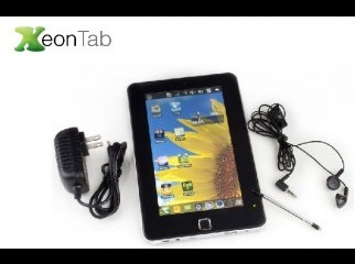 XeonTab Android Tablet PC with Phone function and 3G