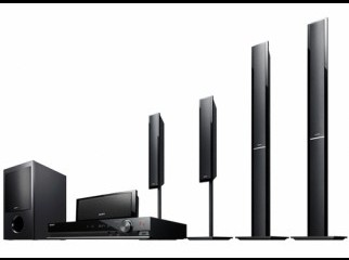 SONY HOME THEATER TOWER 5.1 SURROUND SYSTEM DVD HD PLAYER