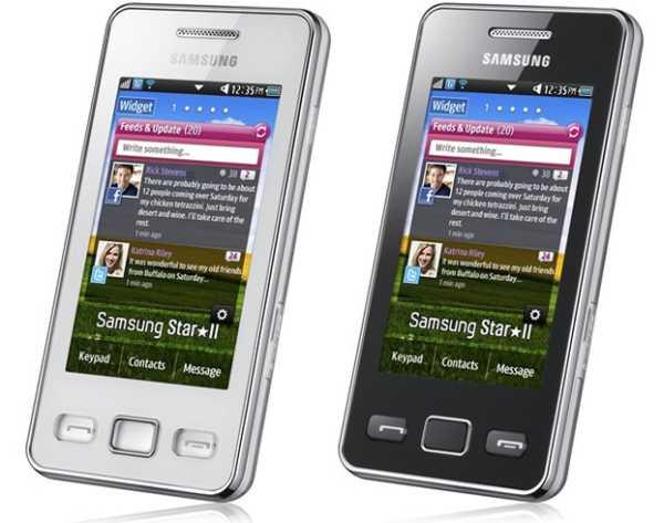 Прошивка Samsung GT S5260