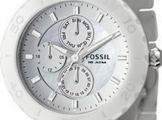 FOSSILE WHITE STYLE WATCH