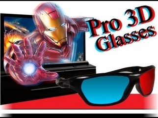 3D GLASS FOR PC LCD Monitor and LED TV and LCD LAPTOP New