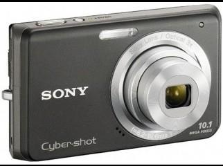 Sony Cybershot DSC-W180 10.1MP Digital Camera with 3x Steady