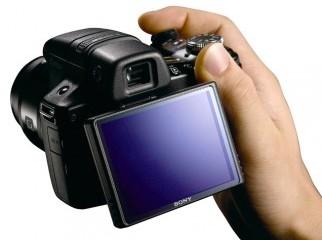 Sony cyber-shot DSLR model DSC-HX1 01677456545