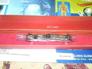 ELINKS BIO ENERGETIC HEALTH BRACELET WORKS FOR | ClickBD large image 2
