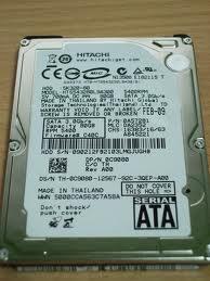 Hitachi 250 GB Laptop Hard Disk SATA --www.nimbusbd.com | ClickBD large image 0