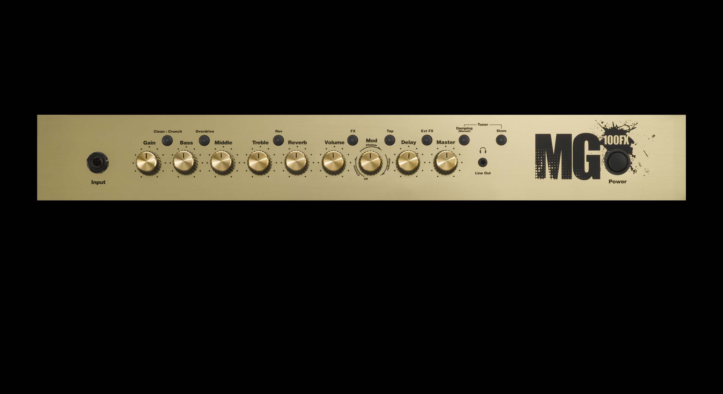 marshall mg manual