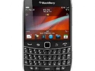 The BlackBerry Bold Touch 9900