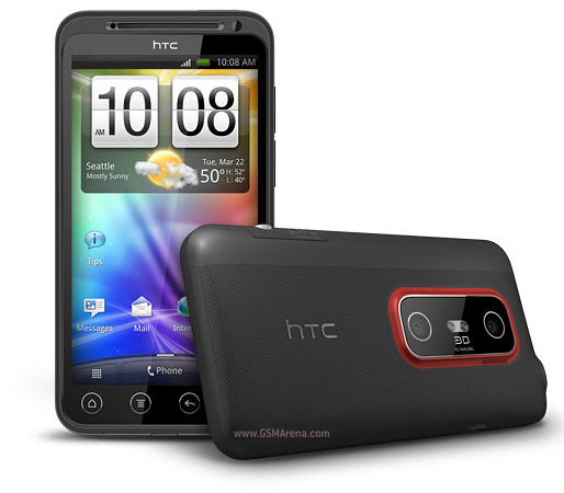 HTC Evo 3D Brand New ReStock Ready with New price  | ClickBD large image 0